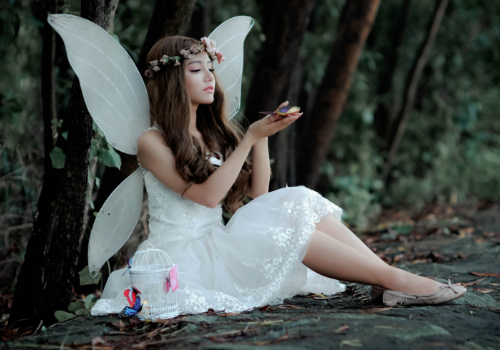 Tooth Fairy for Tooth Fairy Printables and Interview