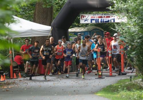 Run Wild For Wildwood - registration now open