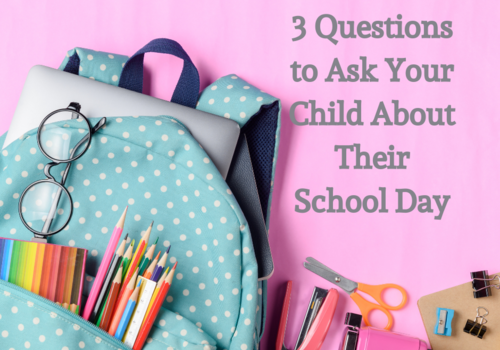 Back to in person learning 3 questions to ask your child about their school day Macaroni Kid Framingham Natick Sudbury Remote learning Questions wayland weston ashland