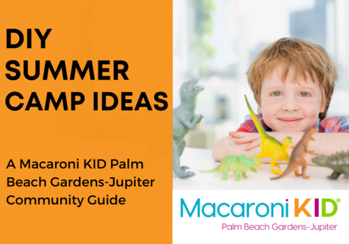 DIY Summer Camp: Theme Ideas for 6 Weeks of Summer Camp Fun!