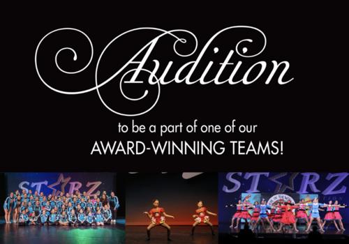 Prestige Dance Studio Cedar Rapids Team Auditions