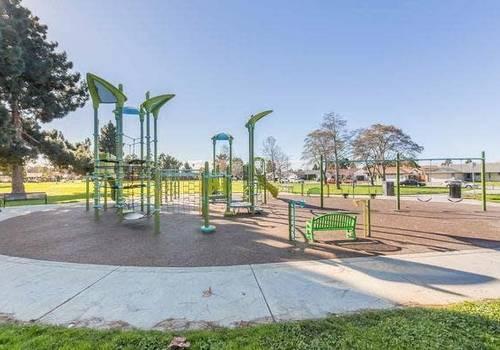 Crandall Creek Park in Fremont