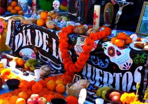 Solana Beach Celebrates Dia de los Muertos in Style at La Colonia Park