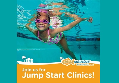 Goldfiish Swim School Middletown 2021 Jump Start Clinic
