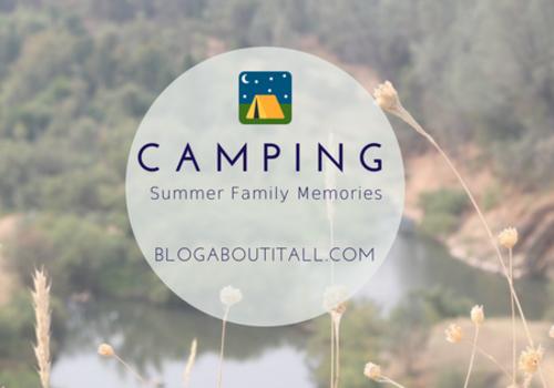 California Camping at Collins Lake