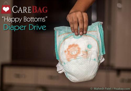 CareBag Diaper Drive