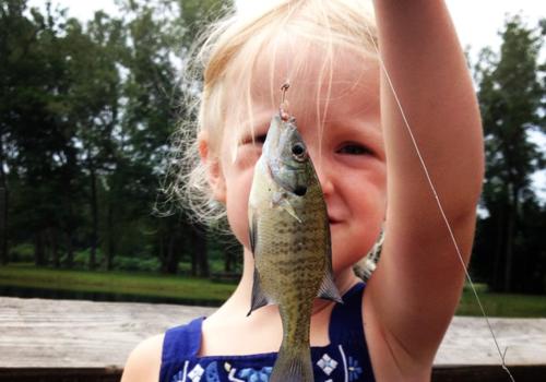 Erie fishing