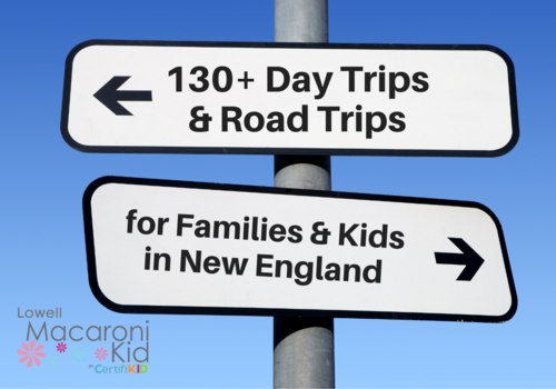 Road Sign 130 Day Trips Road Trips Families New England