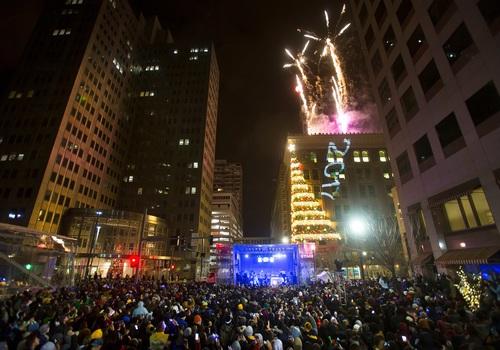 Pittsburgh New Years