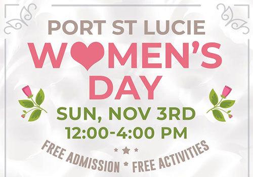 2019 Port St. Lucie Women's Day