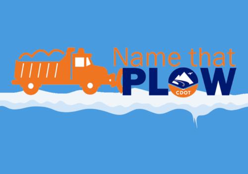 Name That Plow CDOT