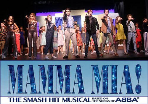 Mamma Mia at StarStruck