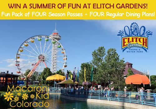 Win A Summer Of Fun At Elitch Gardens