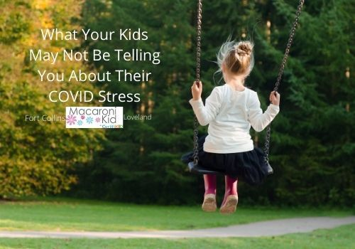 What Your Kids May Not Be Telling You About Their COVID Stress