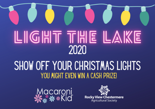 Chestermere Christmas Lights