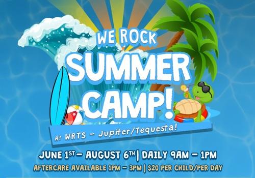 Summer Camp at We Rock the Spectrum Jupiter/Tequesta