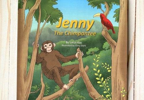 Jenny The Chimpanzee