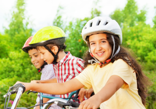 Bike safety laws in California