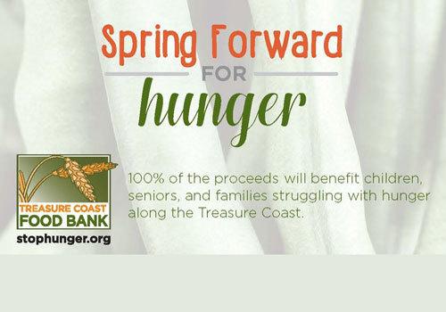 Treasure Coast Food Bank Spring Forward For Hunger
