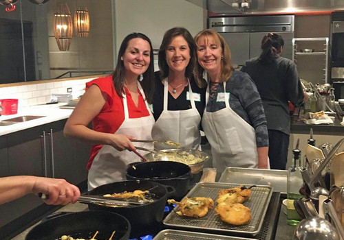 Moms Night Out at Uncorked Kitchen