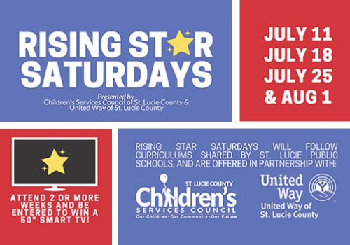 2020 Children's Services Council Rising Star Saturday