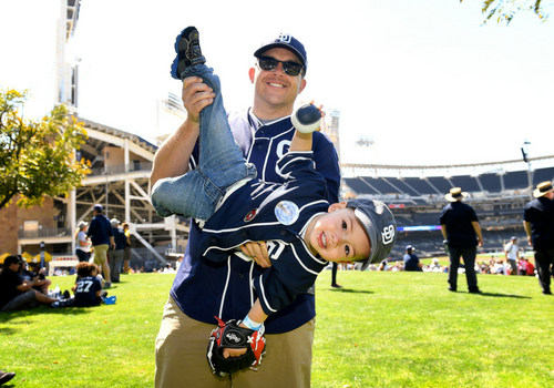 Padres San Diego Family Tips