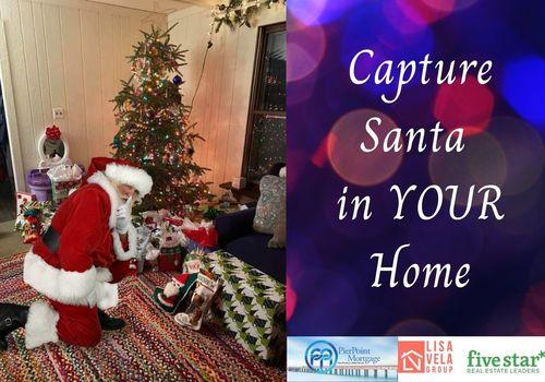 Capture the Magic of Santa 2020