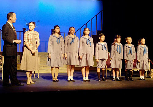 The Sound of Music at StarStruck