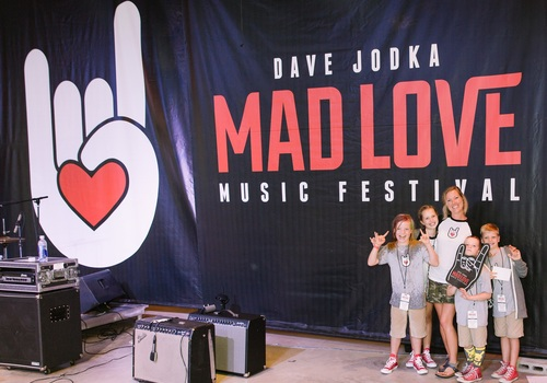 Mad Love Music Festival in Hingham MA on Boston's South Shore