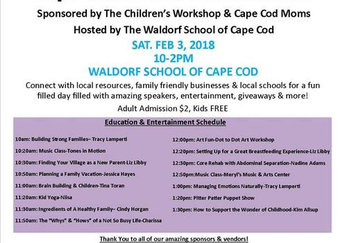Cape Cod Parent Resource Fair