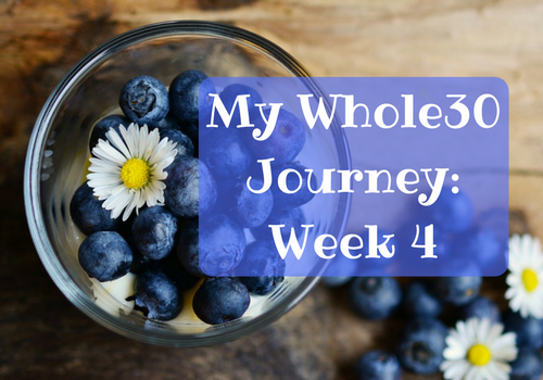 My Whole30 Journey, discovering healthier eating