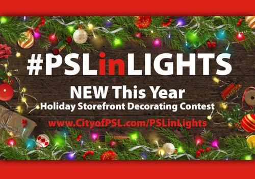 2020 City of PSL in Lights