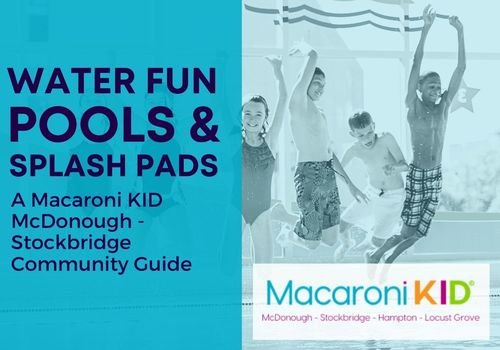 Cover Image for Water Fun, Pools, and Splash Pad Guide