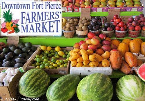 Downtown Fort Pierce Farmers' Market