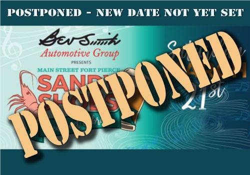 2020 Sandy Shoes Seafood & Brew Postponed