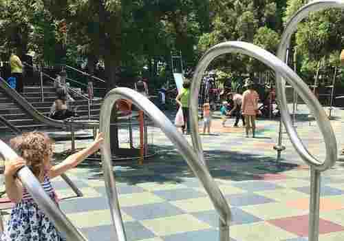 parks of lower manhattan