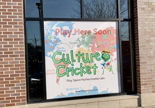 Culture Cricket Playspace River Vale NJ Coming Soon