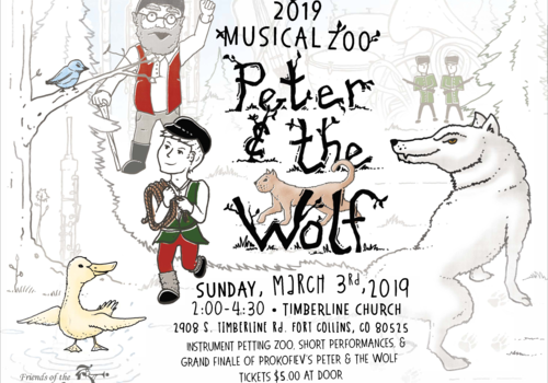 Musical Zoo Peter & The Wolf