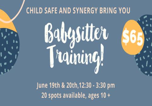 Babysitter Training Online Course