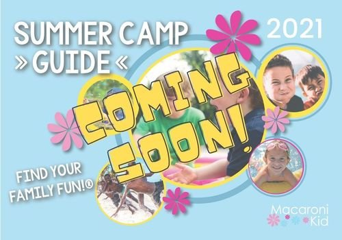 Summer Camp Guide with Pictures