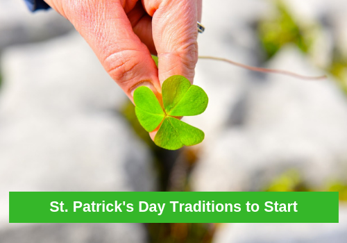 St Patrick's Day Traditions Kids will love