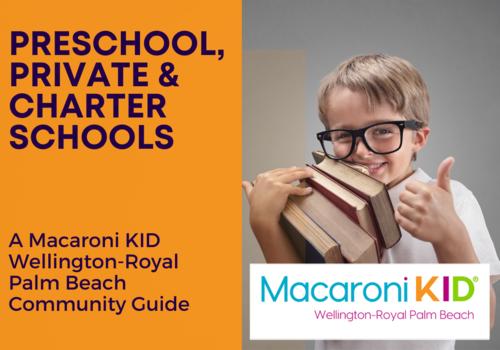 Preschool, Private School and Charter School Guide 2021/2022