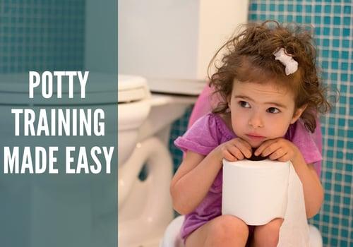 Potty Training Made Easy