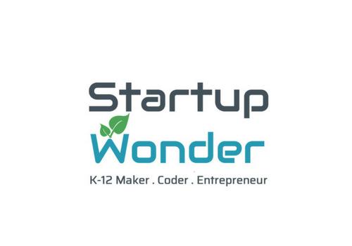 Startup Wonder Logo Article sized