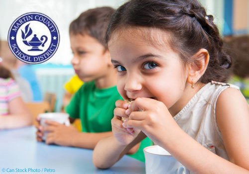 Martin County School District Meals Program