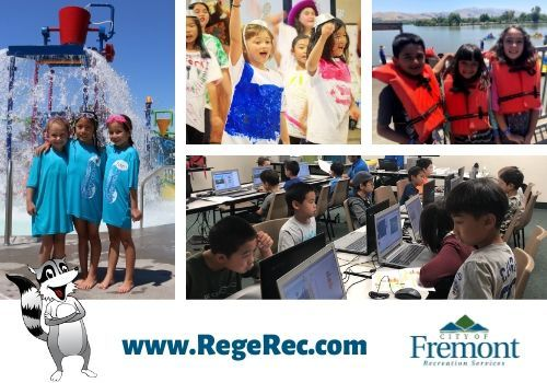 City of Fremont Recreation Services