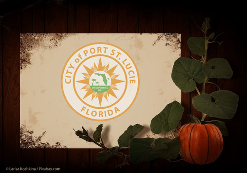 City of Port Saint Lucie Fall Image