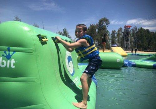 Wake Island Water Fun
