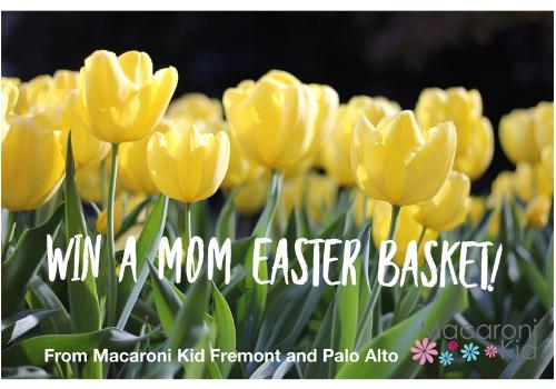 Mom Easter Basket Giveaway