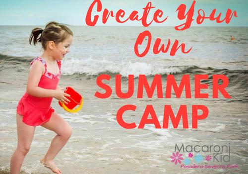 DIY Summer Camp